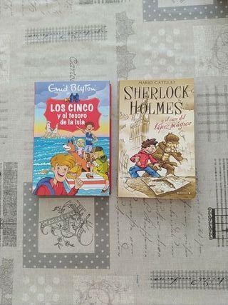 Pack de 2 libros de misterio