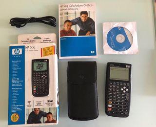 HP 50g calculadora programable gráfica