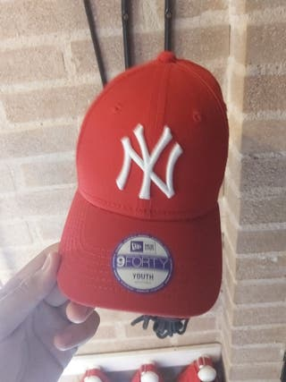 Gorras New York Yankees Rojas
