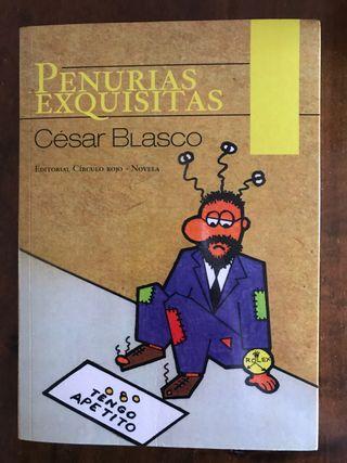 Penurias exquisitas Cesar blasco