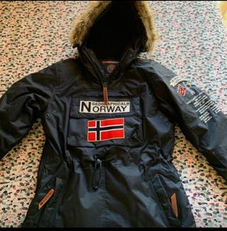 Chaquetón geographical norway
