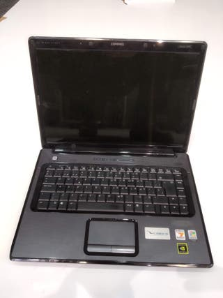 Portátil Compaq presario v6000