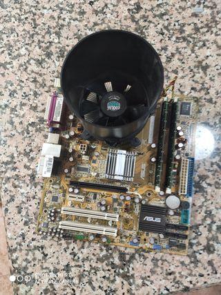 Intel Core 2 + placa base