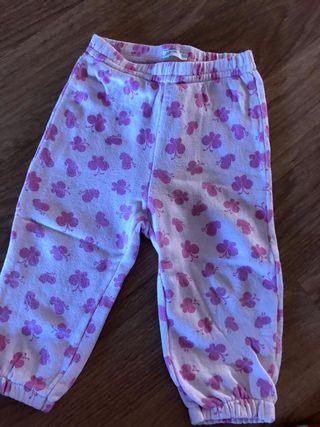 Pantalón niña 9 meses benetton