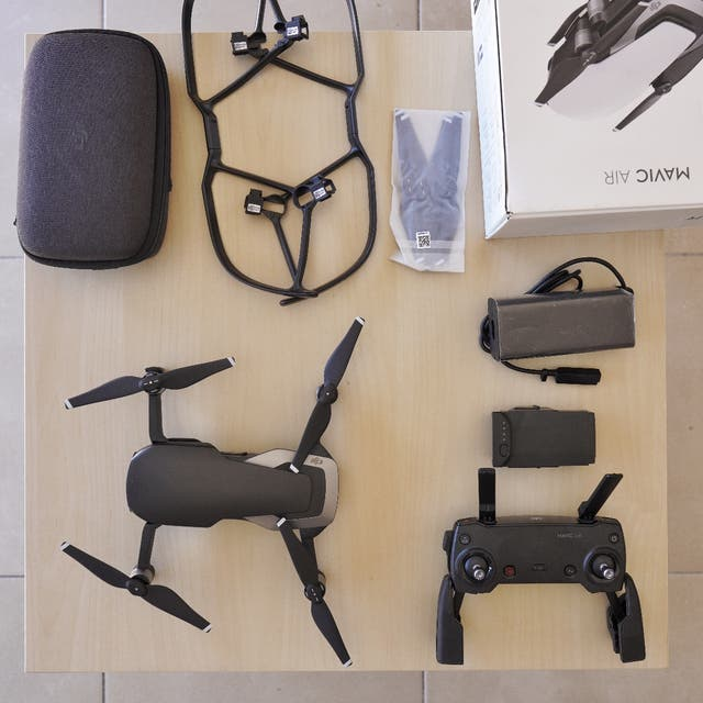 Dron DJI Mavic Air drone