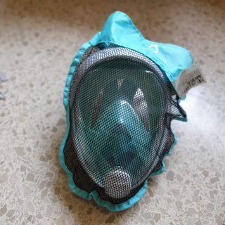 Máscara de snorkel en superficie Easybreath - M/L