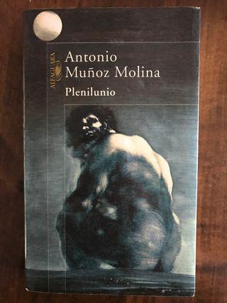 Antonio muñoz molina Plenilunio