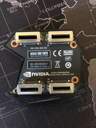 Nvidia gtx sli