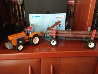 Playmobil Leñador 4209