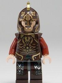 LEGO EL SEÑOR ANILLOS FIGURA KING THEODEN 021