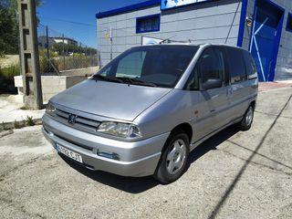 Peugeot 806 1999 **8 plazas**