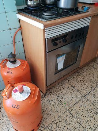 Cocinana y horno