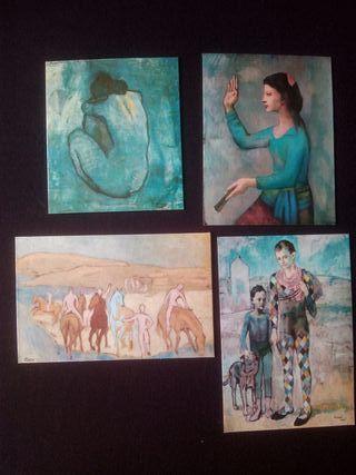 Imanes de Picasso