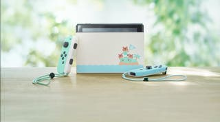 switch Animal crossing new horizon limited edition