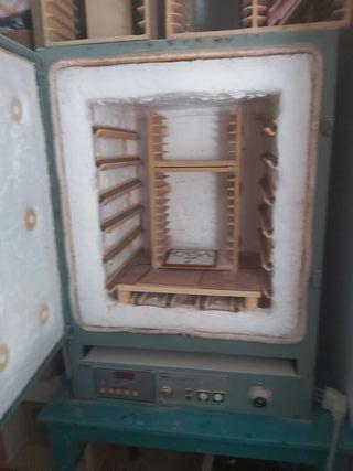 horno de cerámica de baja temperatura