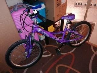 bicicleta infantil Trek 20 pulgadas