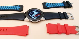 Samsung Galaxy Watch 46mm plata