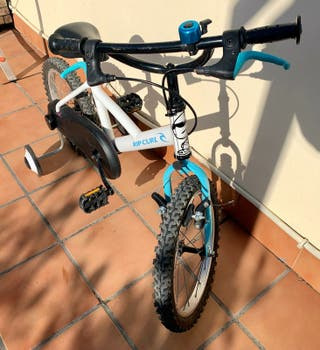 Bicicleta decatlón 16 pulgadas