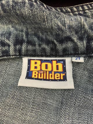 Bob the builder denim jacket