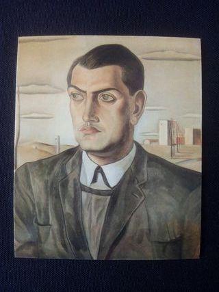 Iman de Picasso,retrato de Luis Buñuel