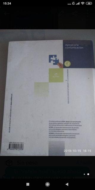 Libro apoyo a la comunicación