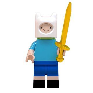 Lego Finn Hora de Aventuras