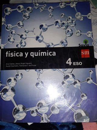 LIBRO FÍSICA Y QUÍMICA 4°ESO