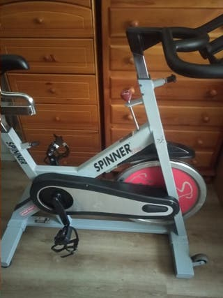 Bicicleta spinning profesional Star Trac Spinner