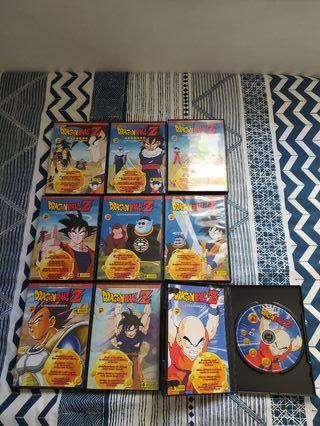 Dragon Ball Z DVD Saga Saiyan