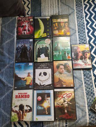 Películas varias (Grandes clásicos DVD)