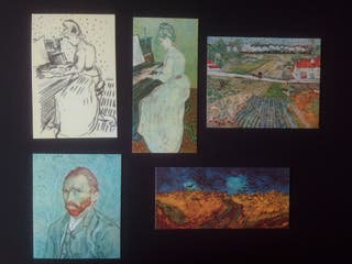 Imanes de Van Gogh