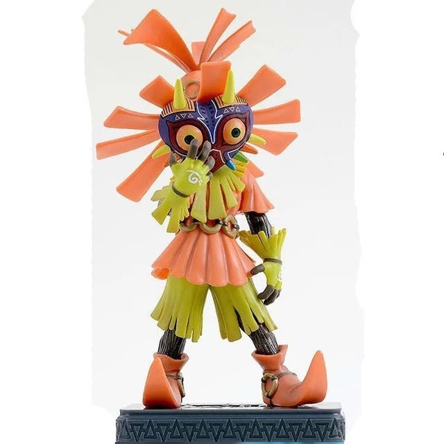 OFERTA Figura Zelda Majora's Mask Skull Kid