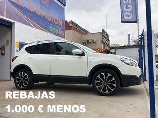Nissan Qashqai ÚNICO PROPIETARIO 1 AÑO GARANTÍA