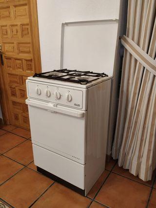 cocina de gas butano
