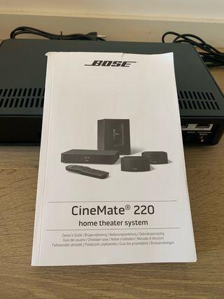 Bose Cinemate 220