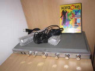 Equipo karaoke