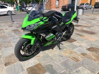 Kawasaki ninja 650 KRT EDTION
