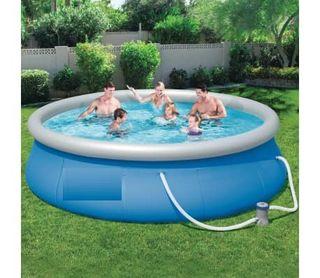 Conjunto de piscina Fast Set 396x84