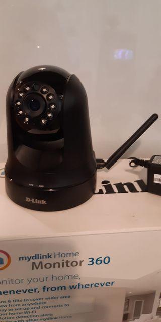 Cámara de seguridad D-Link DCS 5010L