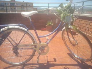 Bici clásica de paseo BH Bolero