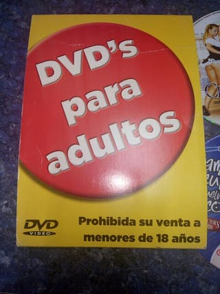 DVD para adulto xxx