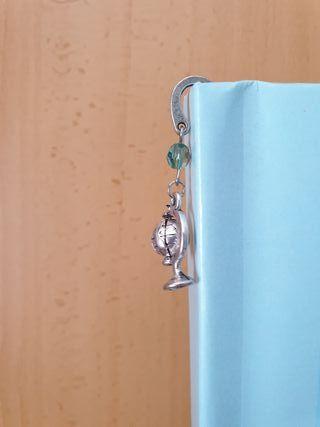 Marcapáginas con cristal Swarovski