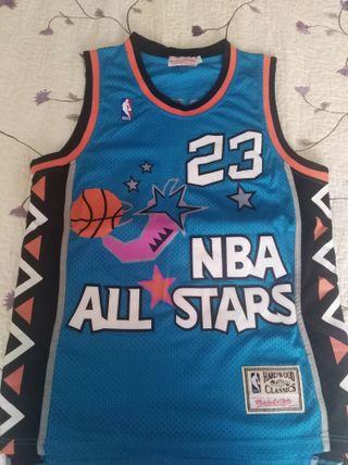 Camiseta Jordan All Star 96
