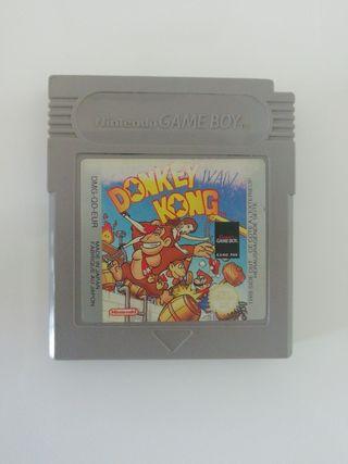 Game boy donkey kong