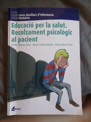 Educacion para la salud. Recolzamiento psicológico