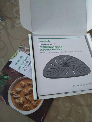 Cubrecuchillas Thermomix