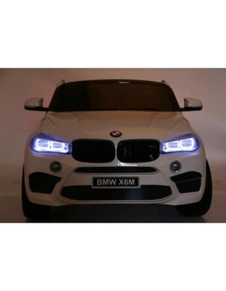 coche eléctrico Infantil bmw x6m
