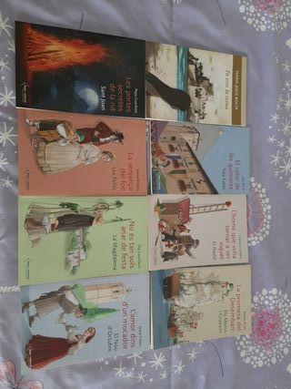 lote libros en valenciano