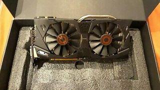 TARJETA GRAFICA ASUS STRIX GTX 970 OC 4GB