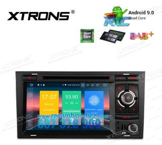 "RADIO NAVEGADOR 7"" ANDROID 9.0 STERIO MULTIMEDIA D"